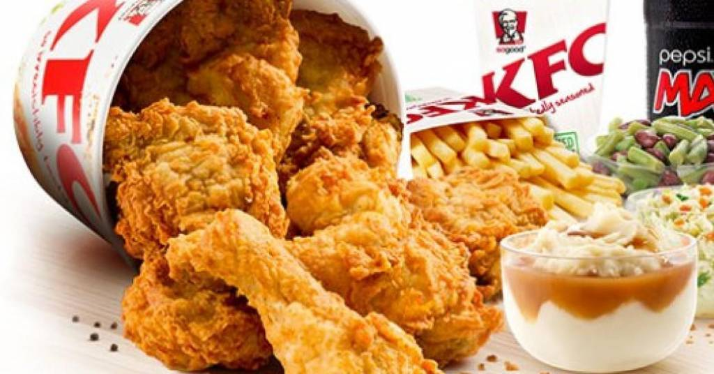 KFC Locations near me 2017