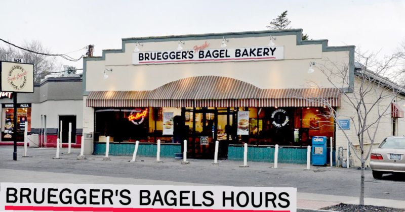 Bruegger's Bagels Hours