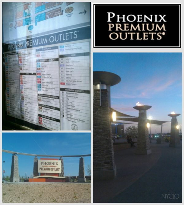 Phoenix Premium Outlets Holiday Hours