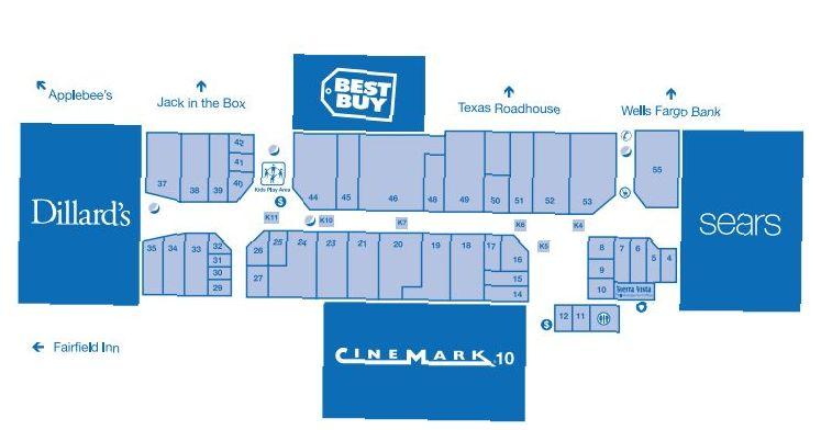 Sierra Vista Mall Clovis CA Hours