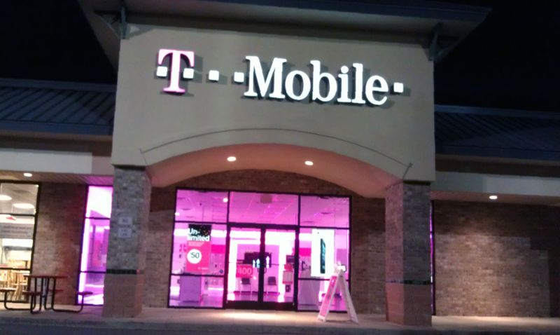 T-Mobile in big push to open stores