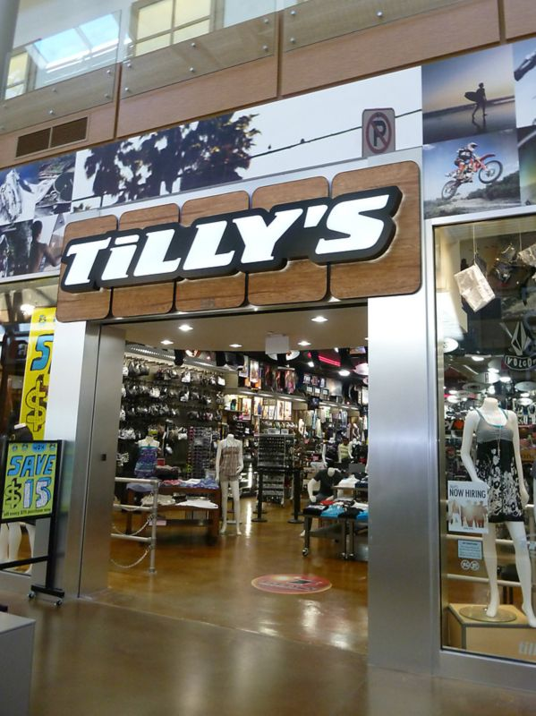 Tilly's Stores Hours