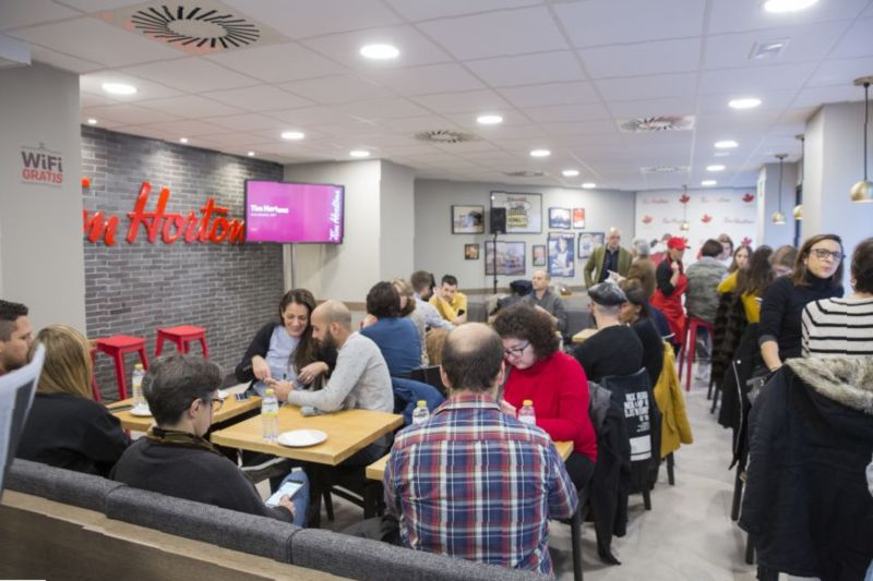 Tim Hortons to Launch in Spain