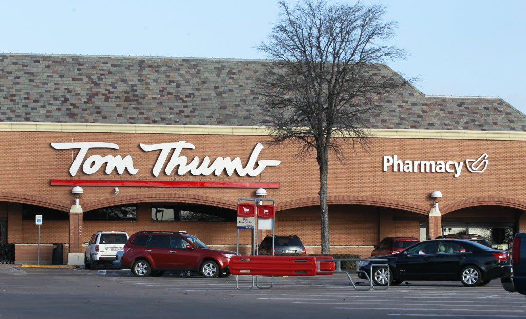 Tom Thumb is back in the grocery