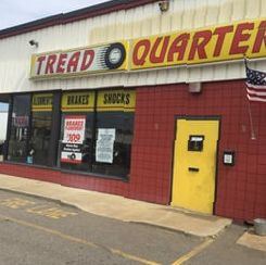 Tread Quarters Discount Hours