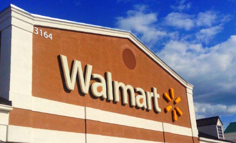 Walmart Shop Store