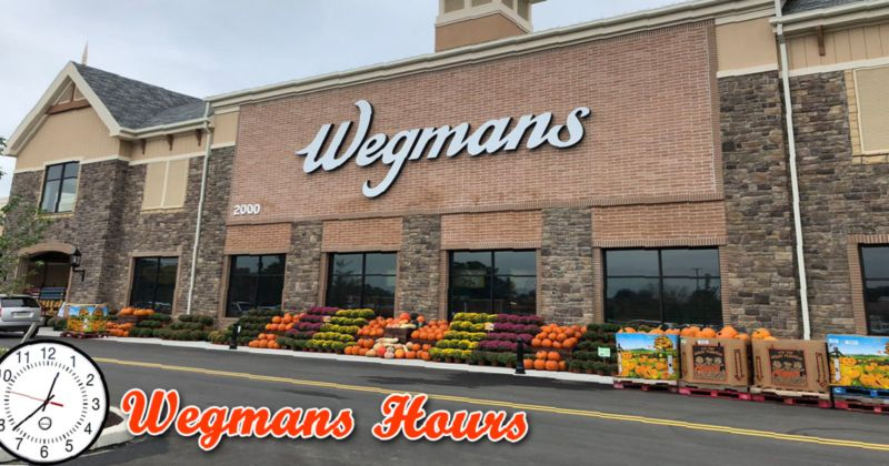 Wegmans Holiday Hours Open Closed