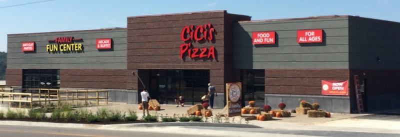 Cici's Pizza restaurants