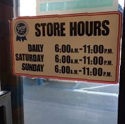 Stater Bros. Markets Hours