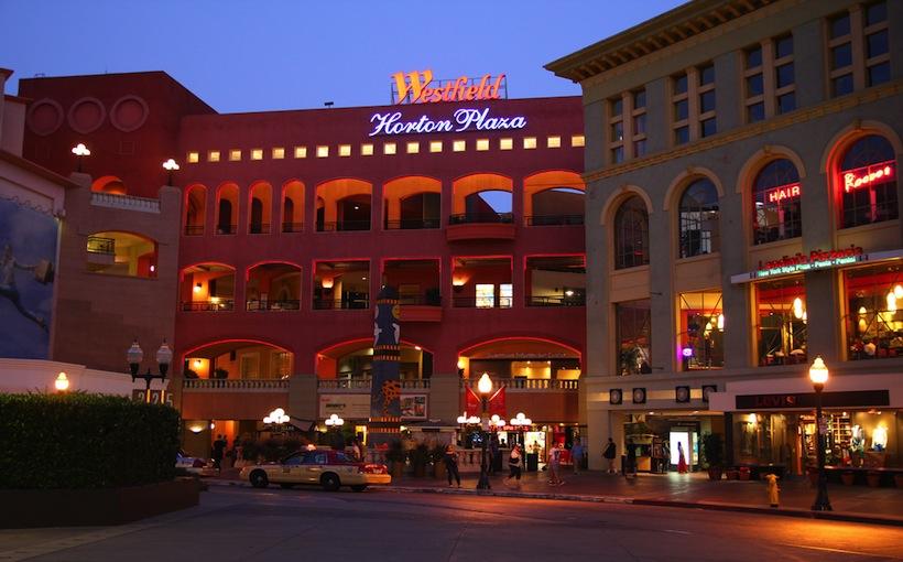 Westfield Horton Plaza San Diego CA Hours