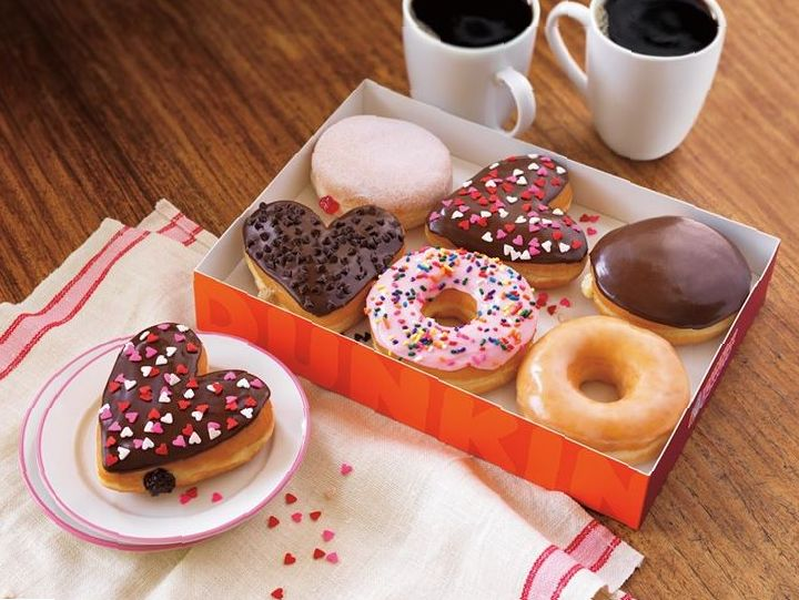 Dunkin' Donuts Holiday Hours