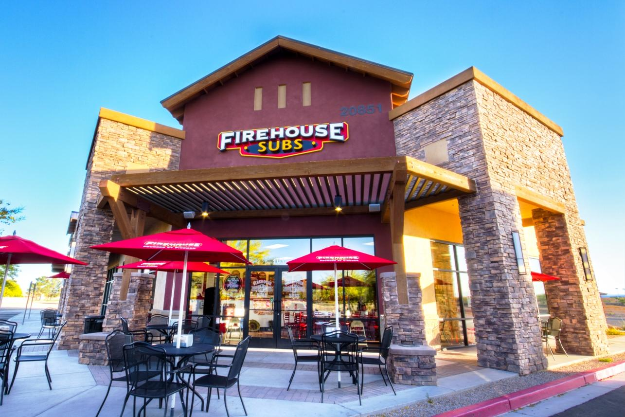 Firehouse Subs Holiday Hours